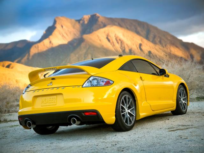 Spike would drive a 2008 Mitsubishi Eclipse GT. What would Mare Do-Well have?