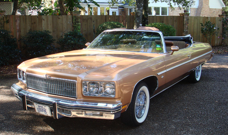 Daring Do would have this 1975 Chevrolet Caprice. What would Mr. Cake have?