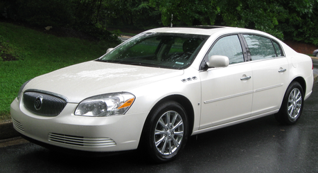 Mr Cake would drive a 2006 Buick Lucerne. What would Bulk Biceps drive?