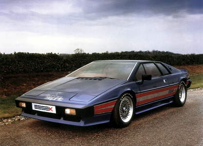 Dr. Whooves would drive a 1980 Lotus Esprit. What would Dinky Hooves have?