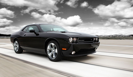 cầu vồng Dash would drive a Dodge Challenger RT. What would Derpy have?