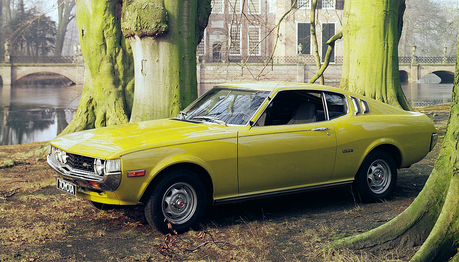 Coco Pommel would drive a 1974 Toyota Celica GT. What would King Sombra have?