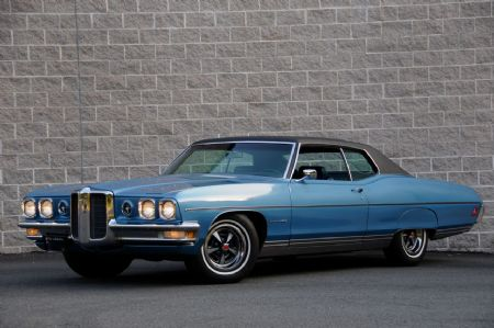Discord would drive a 1970 Pontiac Bonneville. What would Scorpan have?