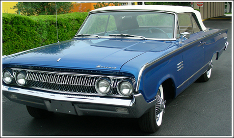Scorpan would drive a 1964 Mercury Monterey. What would Screwball have?
