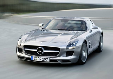 Fancy Pants would also drive a Mercedes, a 2014 SLS AMG to be exact. What would Diamond Tiara have?