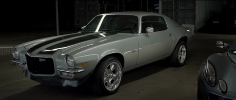 Diamond Tiara would drive a 1970 Chevrolet Camaro Z28. What would Silverspoon have?