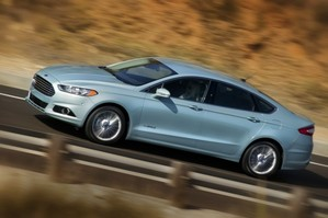 Lyra would drive a 2013 Ford Fusion. What would Cheerilee have?