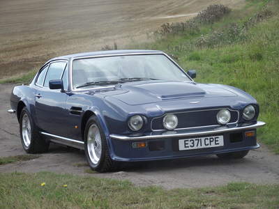 Octavia would drive a 1980 Aston Martin V8 Vantage. What would Trixie have?