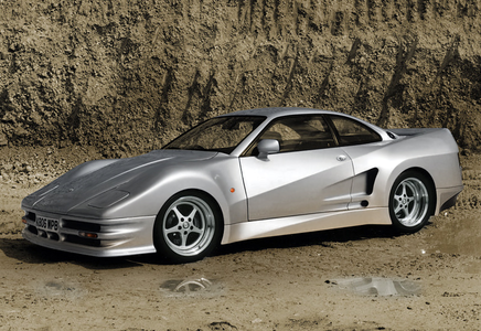 Derpy would drive a 1993 Lister Storm. What would Nurse Redheart drive?