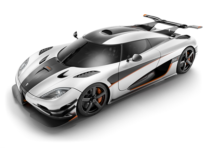 彩虹 Dash would drive a 2014 Koenigsegg Agera One:1. What would Soarin' have?