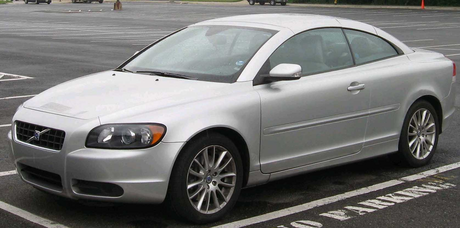 Pinkie Pie would have a Volvo C70. What would Zapp have?