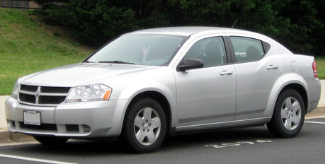 Radience would have a Dodge Avenger of 2008. What would Mysterious-Mare-Do-Well have?
