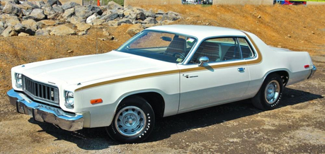 Silverspoon would drive a 1975 Plymouth Road Runner. What would Cheerilee have?