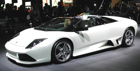 照片 Finish would have a Lamborghini Murcielago LP640. What would Sapphire Shores have?