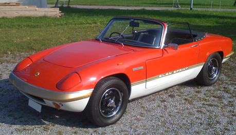 Lotus would drive a 1977 Lotus Elan Sprint. What would Aloe have? (Awww, thank you! I'm truly gla