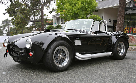 Starswirl the Bearded would have a 1966 SHELBY 427 COBRA. What would Cadence have?
