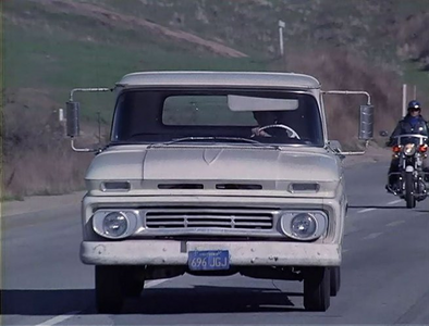Tirek would drive a 1962 Chevrolet C-10. What would King Sombra have?