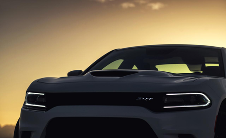King Sombra would drive a 2015 Dodge Charger SRT Hellcat. What would Shining Armor have?