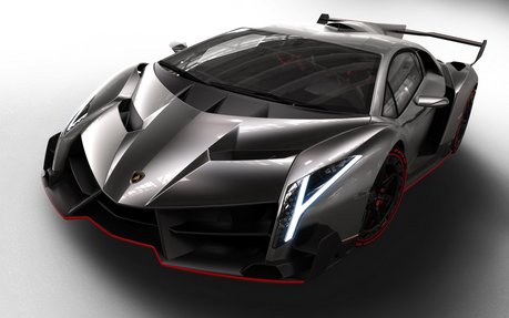 Aria Blaze would drive a 2013 Lamborghini Veneno. What would Adagio Dazzle have?