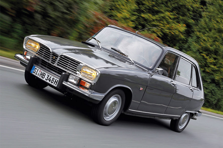 Mulia Mild would drive a 1986 Renault 16. What would Cranky Doodle Donkey have?