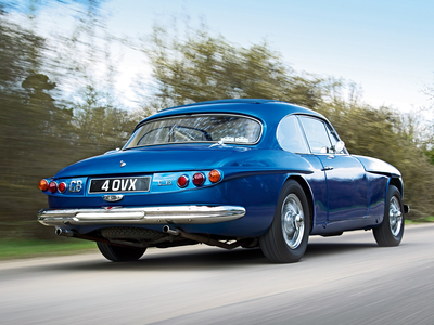 Gustav would drive a 1965 Jensen C-V. What would Matilda have?