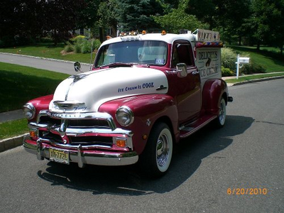 Pinkie Pie would drive a 1954 Chevrolet Ice cream truck. What would Gummy have?