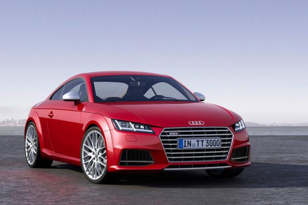 Cloudkicker would drive a 2014 Audi TTS. What would Prince Blueblood have?