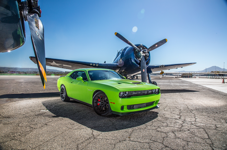 bahaghari Dash would drive a 2015 Dodge Challenger Hellcat. What would applejack have?