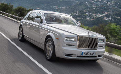 Sapphire Shores would have a 2014 Rolls Royce Phantom. What would Filthy rich have?