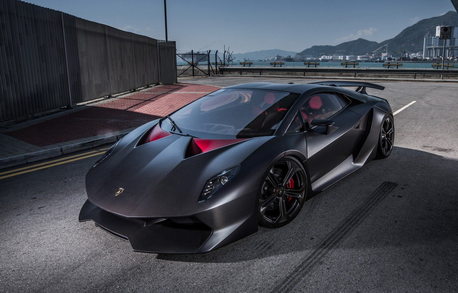 Midnight Strike would drive a 2013 Lamborghini Sesto Elemento. What would Derpy have?