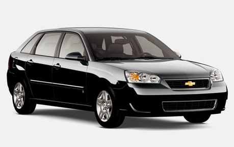 Button's mom would drive a 2007 Chevrolet Malibu Station Wagon. What would Discord have?