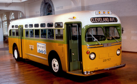 Every diamond dog would drive a bus. What would The CMC drive?