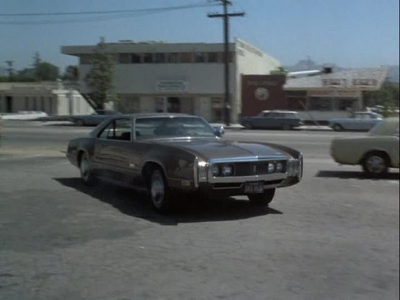 Doctor Cabaleron would have a 1967 Oldsmobile Toronado. What would Daring Do have?