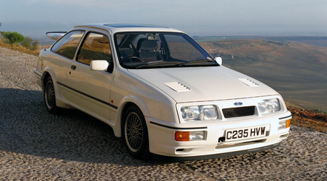 Snails would drive a 1985 Ford Sierra Cosworth RS500. What would Snips have?