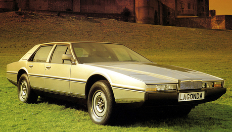 Prince Blueblood would drive a 1977 Aston Martin Lagonda. What would Sapphire Shores have?