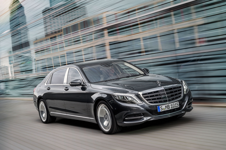 Hoity Toity would drive a 2015 Mercedes Maybach S600. What would Filthy Rich have?