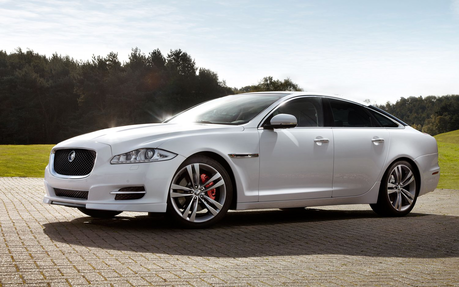 Celestia would drive a 2014 Jaguar XJ. What would Canada24's OC, Saten Twist drive?