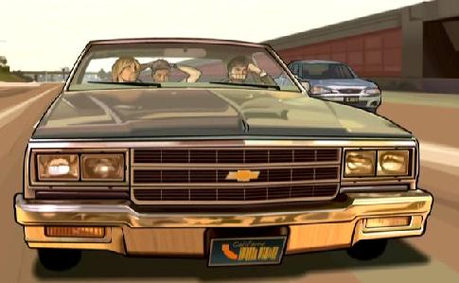 The 1981 Chevrolet Impala. What would Nikki West have?