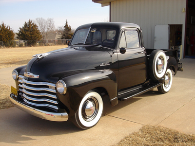Nikki West would drive a 1951 Chevrolet 3100. What would Windwaker's OC, Master Sword have?