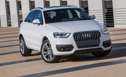 Power Play would drive a 2015 Audi Q3. What would Wheat Roll have?