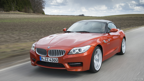 Princess Twilight would drive a 2014 BMW Z4 Roadster. What would King Sombra have?