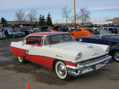 Doughnut Joe would drive a 1956 Mercury Montclair. What would Sunset Shimmer have?