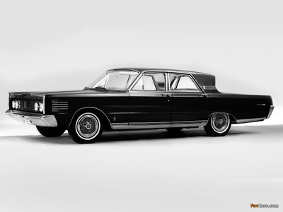 Granny Smith would drive a 1965 Mercury Park Lane. what would Big Mac have?