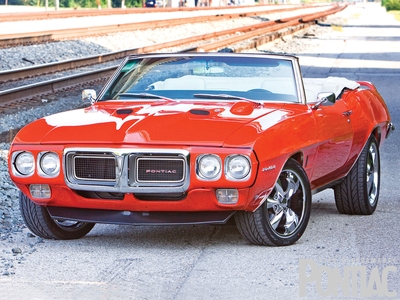 Big Macintosh would have a 1969 Pontiac Firebird. What would Applebloom have?