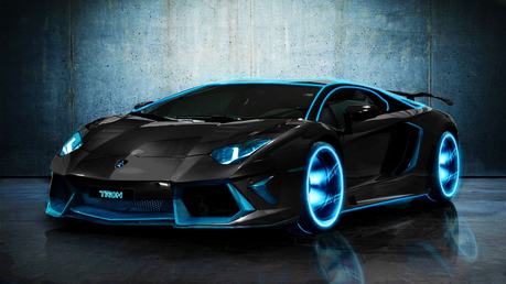 Nightmare Moon would drive a 2013 Lamborghini Aventador. What would Crystal Chasm have?