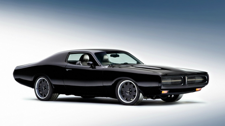 Midnight Strike would drive a 1974 Dodge Charger R/T. What would Spitfire have?
