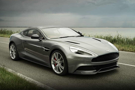 Spitfire would drive a 2014 Aston Martin Vanquish. What would Soarin have?