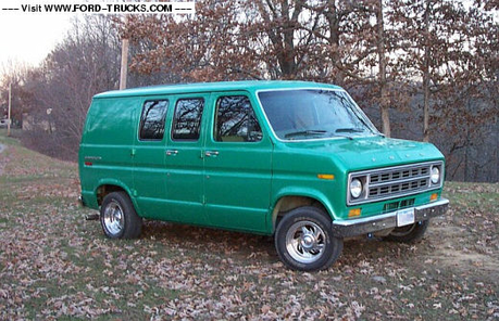 Winona would drive a 1976 Ford Econoline. What would Owlicious have?