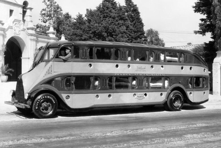 Rarity would have a 1928 Pickwick Duplex Nite Coach. What would Cloudchaser have?