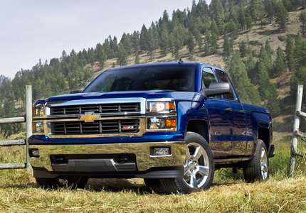 Soarin' would drive a 2014 Chevrolet Silverado. What would Zecora drive?